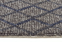 Rug Culture Urban Collection 7502 Blue Rug - aladdinrugs - 3
