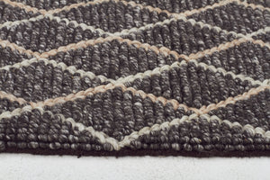 Rug Culture Urban Collection 7502 Charcoal Rug - aladdinrugs - 3
