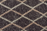 Rug Culture Urban Collection 7502 Charcoal Rug - aladdinrugs - 4