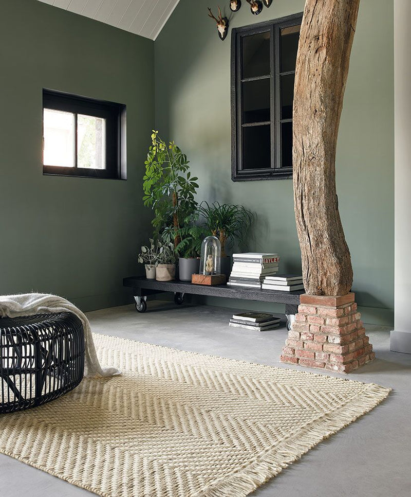 Atelier Twill Rugs 49201 by Brink and Campman