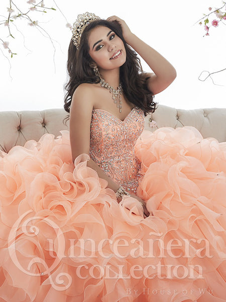 House of Wu Quinceanera Dress Style 26833