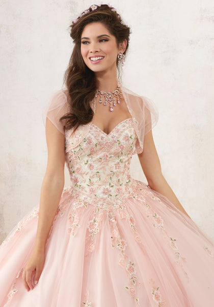Mori Lee Valencia Quinceanera Dress Style 60014