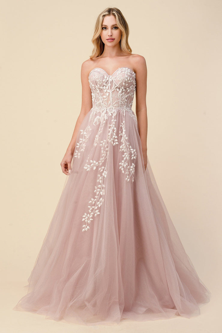 Andrea and Leo A1029 Dress