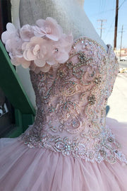 Embellished Off the Shoulder Quinceanera Dress by Calla SYL17055-Quinceanera Dresses-ABC Fashion