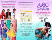 Fan Quinceanera Centerpieces - $1,395 Quinceanera Package-Quinceanera Dresses, Packages, and Accessories-ABC Fashion