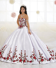 Floral Embroidered Quinceanera Dress by House of Wu 26908-Quinceanera Dresses-ABC Fashion