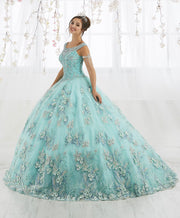 Floral Embroidered Quinceanera Dress by House of Wu 26918-Quinceanera Dresses-ABC Fashion