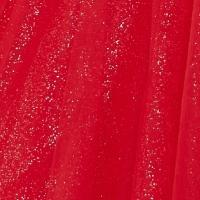 Girls Long Cold Shoulder Glitter Dress by Tiffany Princess 13594-Girls Formal Dresses-ABC Fashion