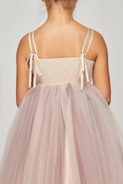 Girls Short Sequin Top Tulle Dress by Cinderella Couture 5094