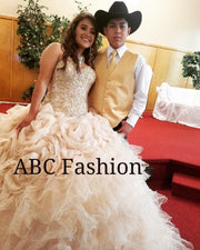 House of Wu Quinceanera Dress Style 26816-Quinceanera Dresses-ABC Fashion