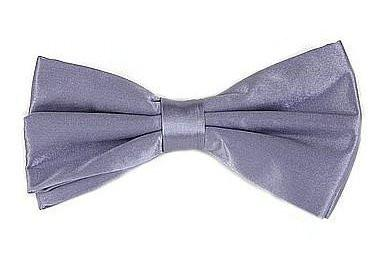 Lavender Silk Bow Ties-Men's Bow Ties-ABC Fashion