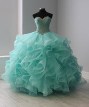 Layered Strapless Tulle Quinceanera Dress by House of Wu 26911-Quinceanera Dresses-ABC Fashion