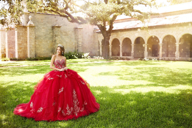 Princesa by Ariana Vara PR11923 Quinceanera Dress