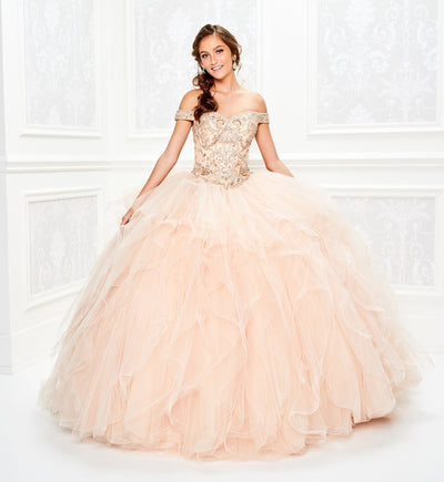 Princesa by Ariana Vara PR11932 Quinceanera Dress