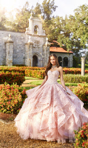 Princesa by Ariana Vara PR11933 Quinceanera Dress