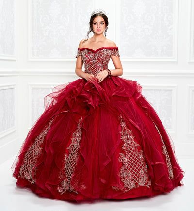 Princesa by Ariana Vara PR11934 Quinceanera Dress