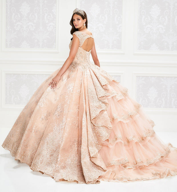Princesa by Ariana Vara PR12002 Quinceanera Dress