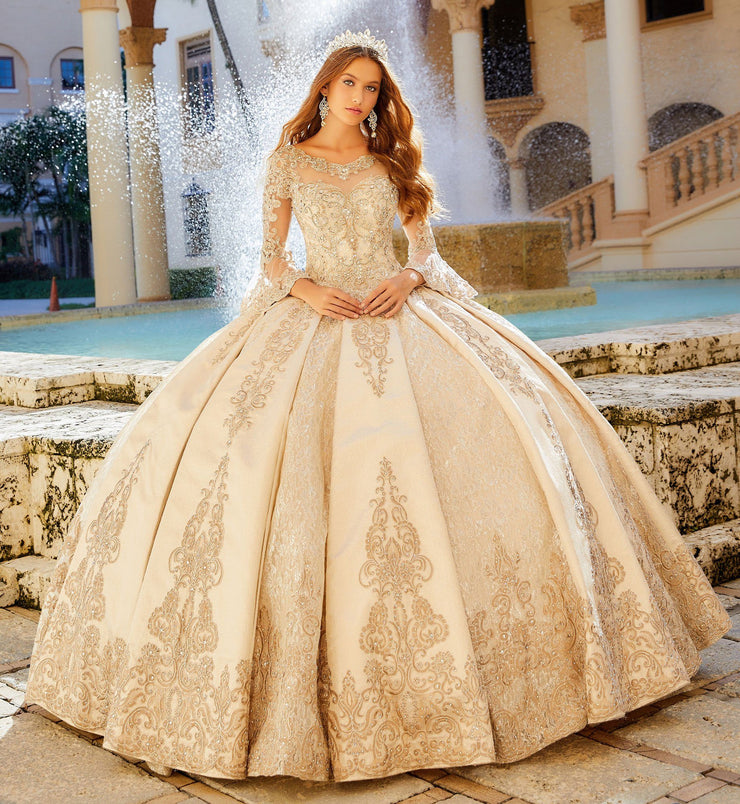Princesa by Ariana Vara PR12004 Quinceanera Dress