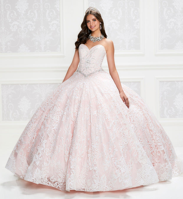 Princesa by Ariana Vara PR12007 Quinceanera Dress
