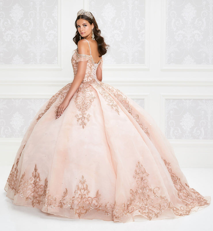Princesa by Ariana Vara PR12008 Quinceanera Dress