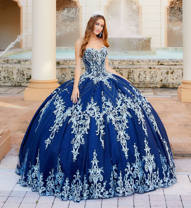 Princesa by Ariana Vara PR12015 Quinceanera Dress