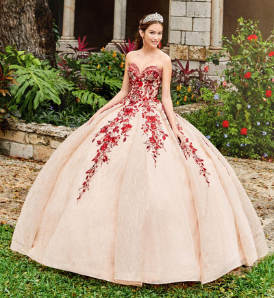 Princesa by Ariana Vara PR21957 Quinceanera Dress
