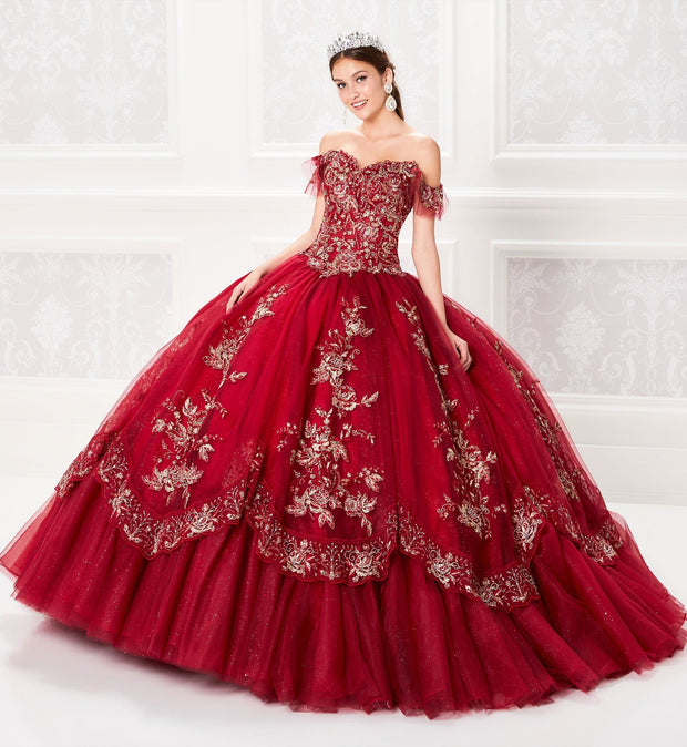 Princesa by Ariana Vara PR21959 Quinceanera Dress
