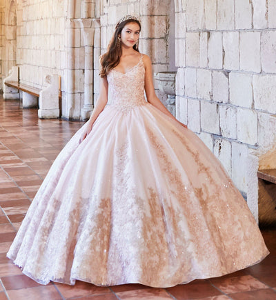 Princesa by Ariana Vara PR21961 Quinceanera Dress