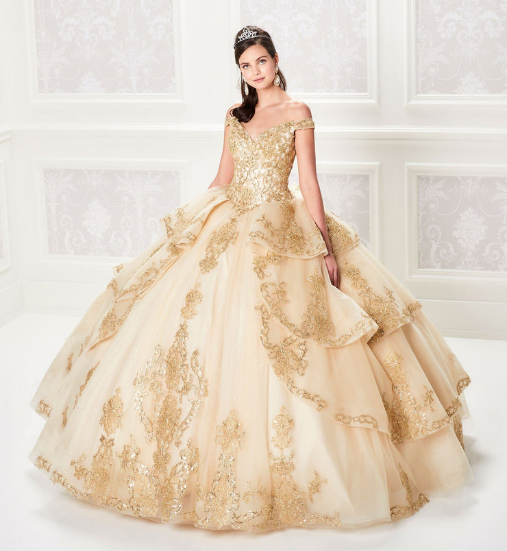 Princesa by Ariana Vara PR21962 Quinceanera Dress