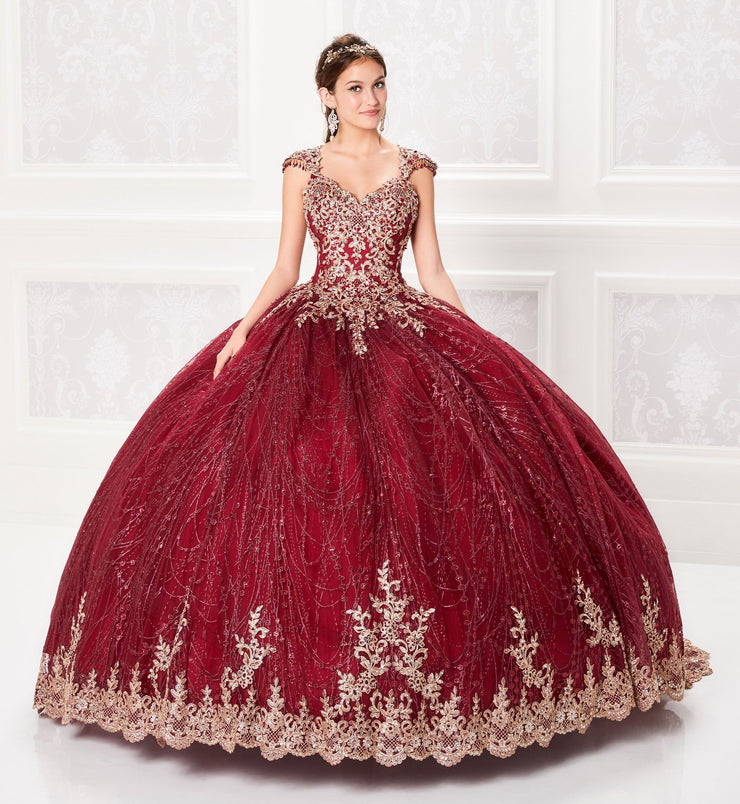Princesa by Ariana Vara PR21964 Quinceanera Dress
