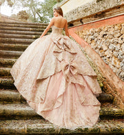 Princesa by Ariana Vara PR22022 Quinceanera Dress