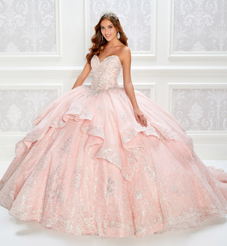 Princesa by Ariana Vara PR22027 Quinceanera Dress