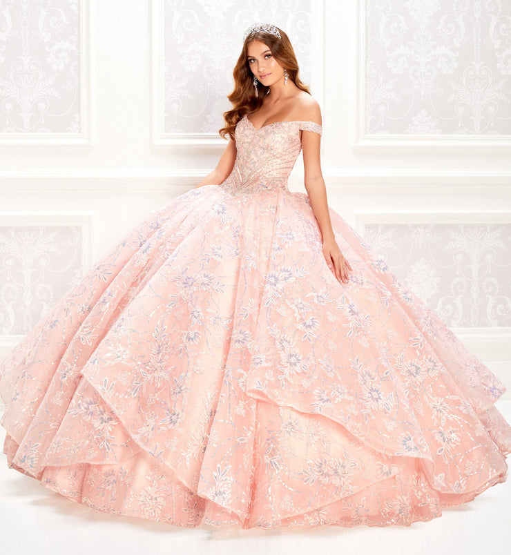 Princesa by Ariana Vara PR22028 Quinceanera Dress