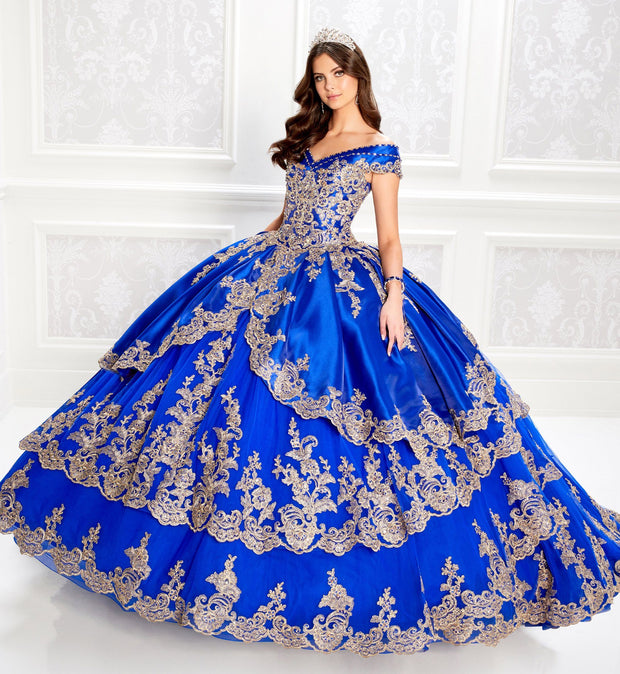 Princesa by Ariana Vara PR22029 Quinceanera Dress