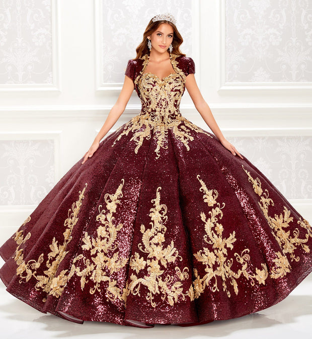 Princesa by Ariana Vara PR22030 Quinceanera Dress
