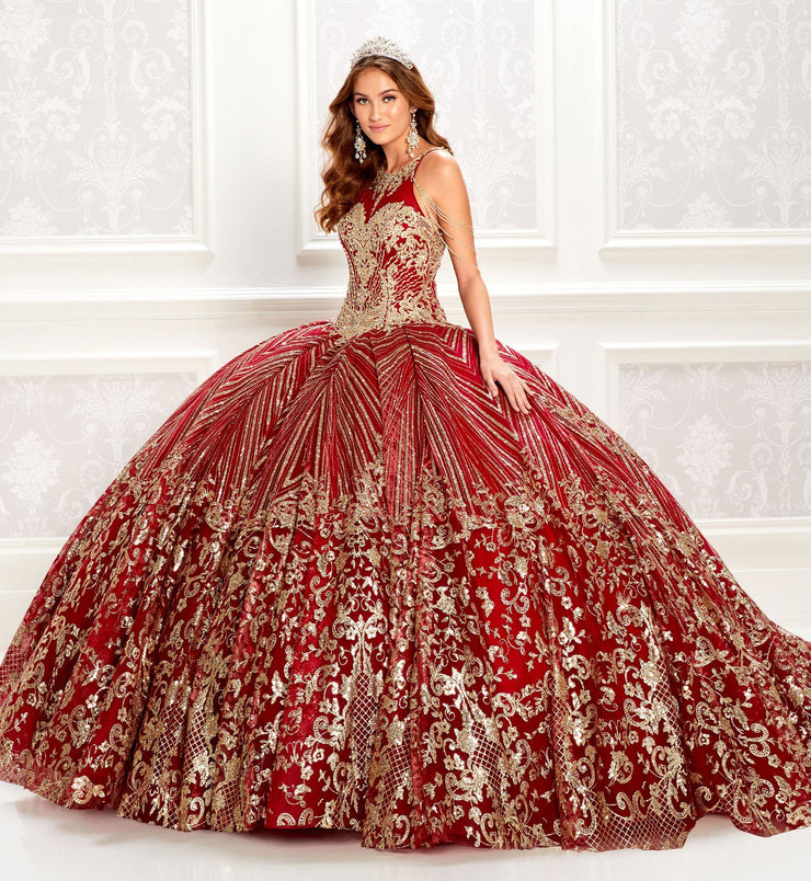 Princesa by Ariana Vara PR22034 Quinceanera Dress