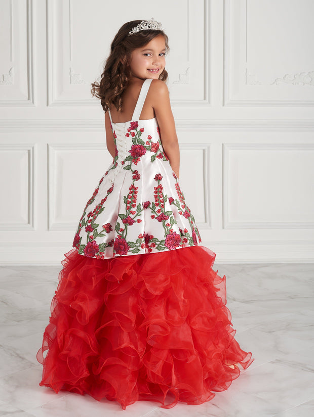 Rose Charro Quinceanera Dress by House of Wu 26892-Quinceanera Dresses-ABC Fashion