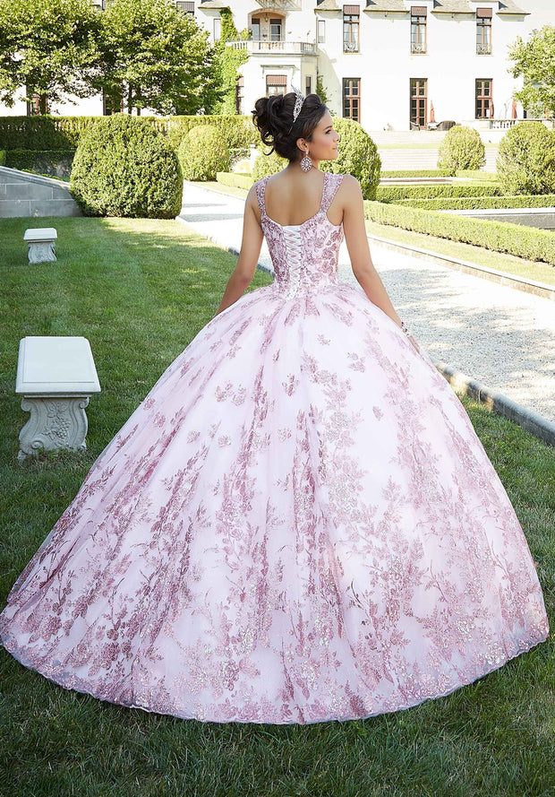 Sleeveless Quinceanera Dress by Mori Lee Valencia 60132