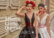 V-Neck Floral Charro Quinceanera Dress by Ragazza Fashion MV19-119-Quinceanera Dresses-ABC Fashion