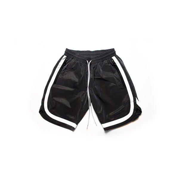 Iridescent Vintage B Ball Shorts
