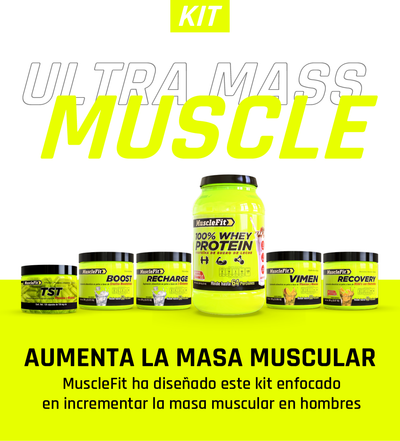 Ultra Mass Muscle