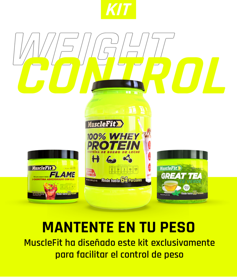 Weight Control - MuscleFit