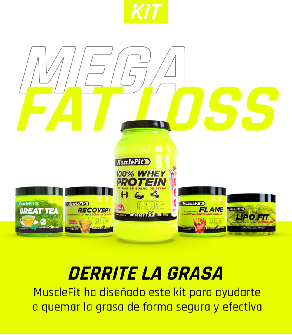 Mega Fat Loss - MuscleFit
