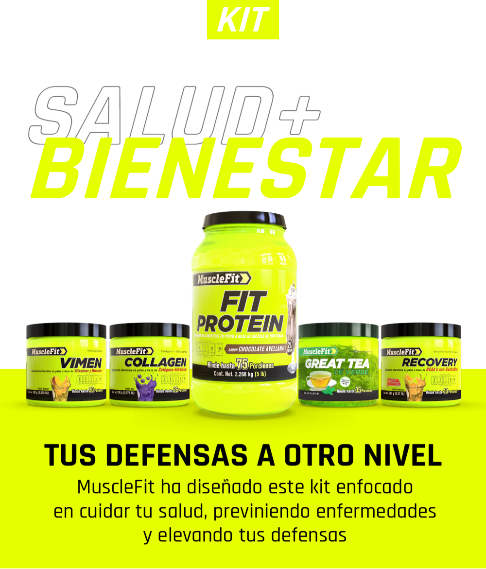 Health & Care - Hombre - MuscleFit