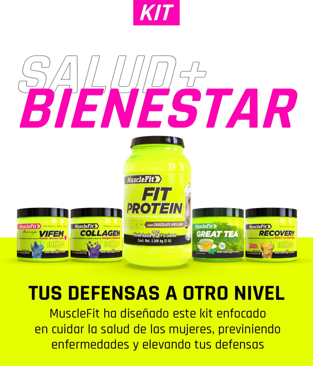 Health & Care - Mujer - MuscleFit