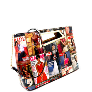 Magazine Isometric Handle Clutch