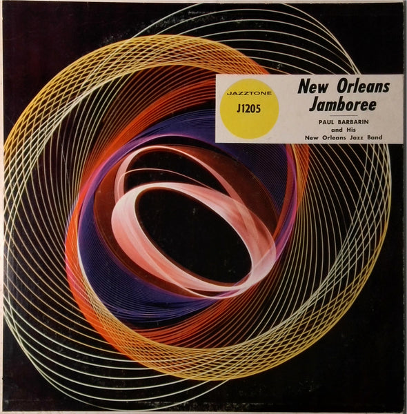 Paul Barbarin and his New Orleans Jazz Band / New Orleans Jamboree