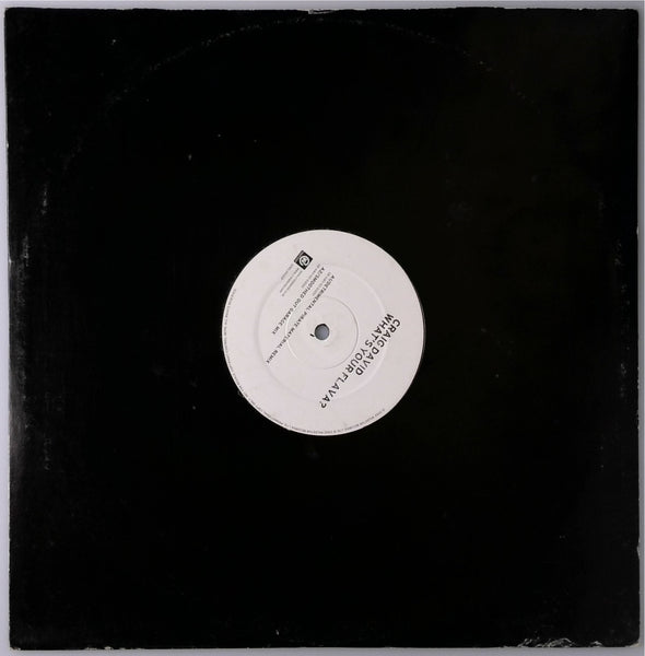 Craig David / What's Your Flava? 12""