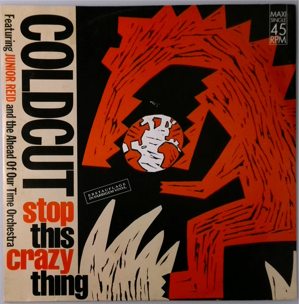 Coldcut <BR>Stop This Crazy Thing