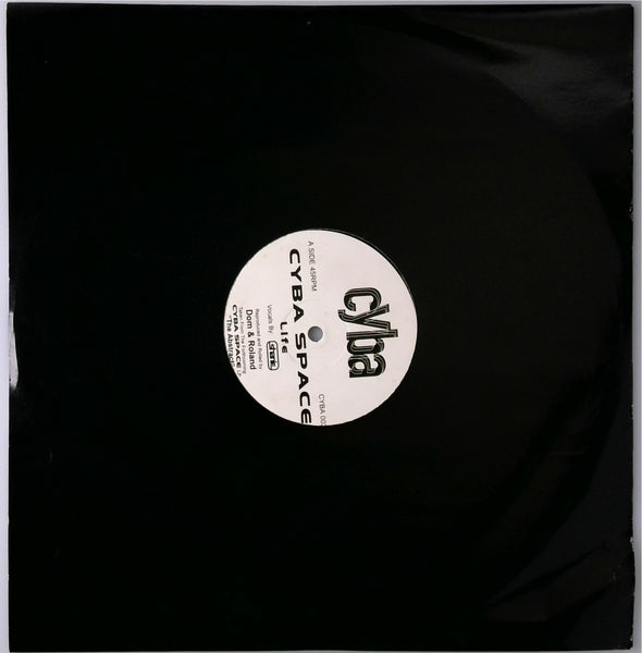 Cyba Space  <br>Life 12""